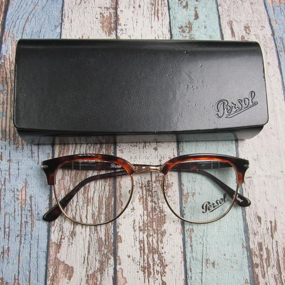 f43cb9a341 Persol PO 3132-V 24 Men s Eyeglasses Italy OLL823.  M 5ba2804245c8b32e04de9394. Other Accessories ...